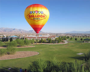 Hot Air Balloon Ride Las Vegas, Weekday - 1 Hour Flight