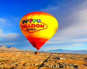 Hot Air Balloon Ride Las Vegas - 1 Hour Flight