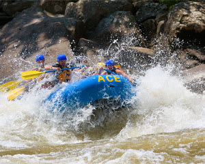 Whitewater Rafting Gauley River, Regular Rate - Full Day