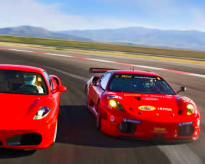 Ferrari F430 GT Racing Car Drive, 5 Laps - Las Vegas Motor Speedway
