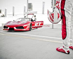 Ferrari F430 GT Racing Car Drive, 7 Laps - Las Vegas Motor Speedway