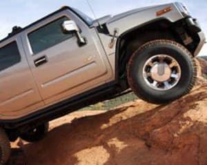 Hummer Tour Las Vegas, Valley of Fire - 4 Hours