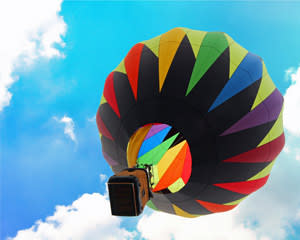 Hot Air Balloon Ride Saratoga Springs - 1 Hour Flight