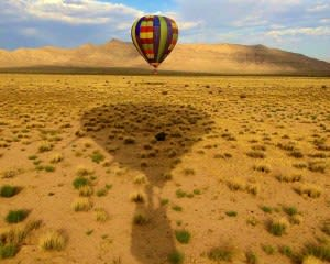 Hot Air Balloon Ride Las Vegas - 1 Hour Flight (Includes Breakfast & Hotel Shuttle!)
