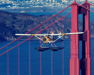 San Francisco Seaplane Ride, Golden Gate Tour - 30 Minutes