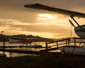 San Francisco Seaplane Ride, Sunset Champagne Tour - 40 Minutes
