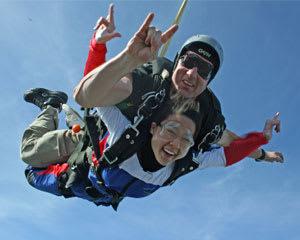 Skydiving San Francisco (Cloverdale) - 9,000ft Jump