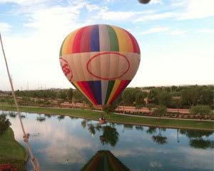 Hot Air Balloon Ride Chandler - 1 Hour Sunrise Flight
