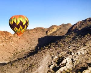 Hot Air Balloon Ride North Phoenix - 1 Hour SUNRISE Flight