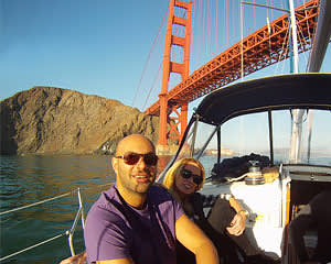 San Francisco Bay Sailing Tour , Full Day Private Cruise - 6 Hours