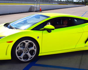 Lamborghini Huracan Performance, 3 Laps - Homestead-Miami Speedway
