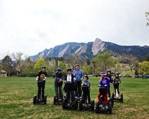 Boulder Segway Tour - 2 Hours