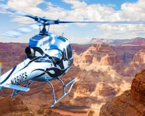 Grand Canyon Helicopter Tour & West Rim Ultimate Adventure