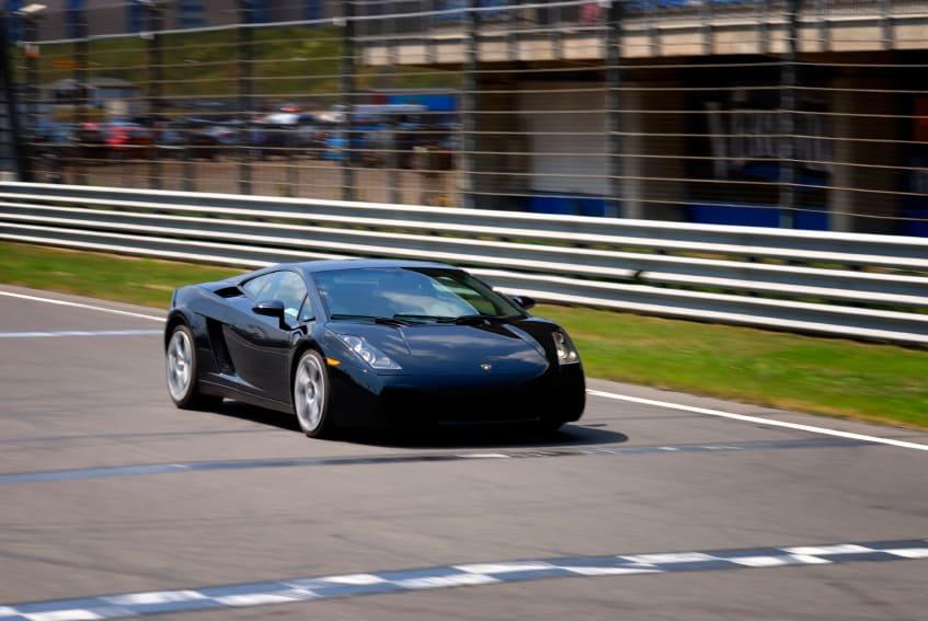 Lamborghini Gallardo LP560-4, 6 Lap Drive NOLA Motorsports Park - New Orleans