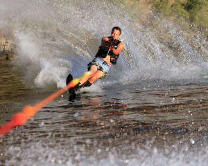 Water Skiing / Wakeboarding Orlando, Private Lake - 1 Hour