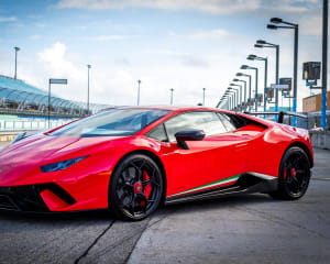 Ferrari and Lamborghini Drive, 6 Laps - Homestead-Miami Speedway