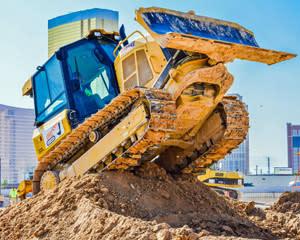 Drive A Bulldozer, Las Vegas - 90 Minutes