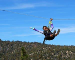 Ziplining Big Bear Lake, Weekend - 3 Hours