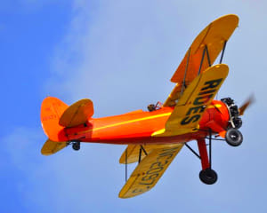 Biplane Flight Marathon - 20 Minute Flight