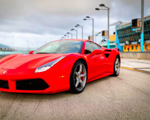 Ferrari GT Drive, 3 Laps - Palm Beach International Raceway