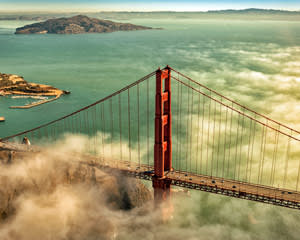 Scenic Flight San Francisco - 35 Minutes