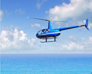 Helicopter Tour Key West - 5 Minutes