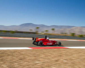 Formula Car Racing School Los Angeles, One Day Program - Auto Club Speedway