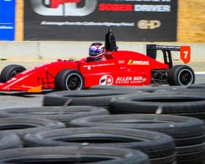 Formula Car Racing School Monterey, Two Day Program - Mazda Raceway Laguna Seca
