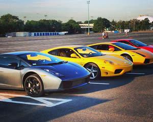 Supercar Autocross Drive Long Island, 5 Laps - Nassau Coliseum