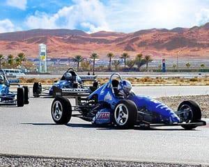 Formula Car 5 Lap Drive - Iowa Speedway
