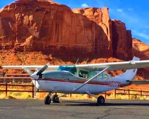 Grand Canyon Plane Tour with Jeep Adventure, Phoenix to South Rim - Full Day
