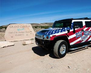Hummer Tour Las Vegas, Grand Canyon West Tour - Full Day