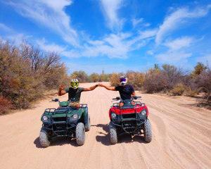 ATV Phoenix Guided Tour, Sonoran Desert - 2 Hours
