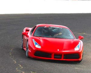 Ferrari 458 Italia 3 Lap Drive, Hallett Motor Racing Circuit - Tulsa