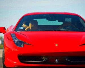 Ferrari 458 Italia 3 Lap Drive, NCM Motorsports Park - Nashville