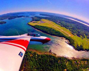 Glider Flight Acadia for 2, 4,000ft - 35 Minutes