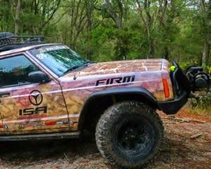 Off-Road Driving Course, Starke - Full Day