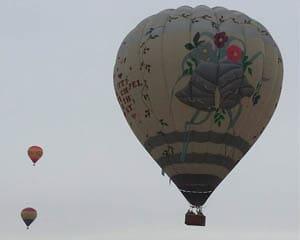 Hot Air Balloon Ride Las Vegas, Wedding Flight - 1 Hour Flight