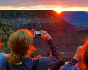 Grand Canyon Sunset Bus and Sightseeing Tour, Sedona and Flagstaff - Full Day