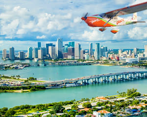 Scenic Flight Miami - 55 Minutes