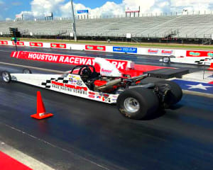 Dragster Racing Experience, Auto Club Dragway - Los Angeles