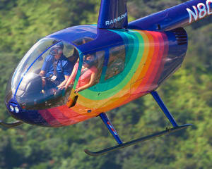 Helicopter Tour Oahu, Doors Off Ride - 30 Minutes