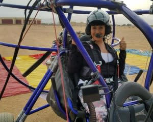 Powered Parachuting Apple Valley, San Bernardino - 15 Minute Flight
