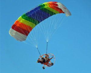 Powered Parachuting Apple Valley, San Bernardino - 30 Minute Flight
