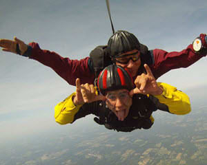 Skydive Cleveland - 13,000ft Jump