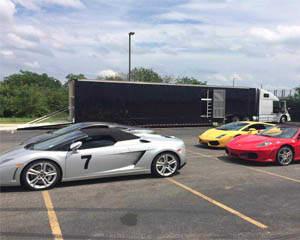Supercar Autocross Drive Chicago 3 Laps - Sears Centre Arena