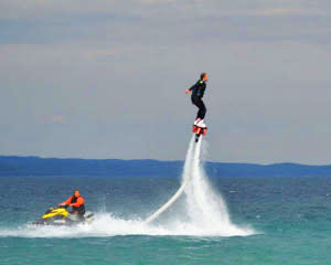 Flyboarding Crystal Lake - 20 Minutes
