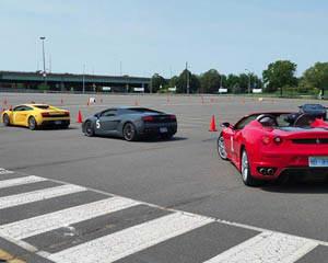Supercar Autocross Drive Philadelphia 3 Laps - Wells Fargo Center