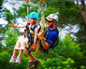 Zipline Canopy Tour Maui - 2 Hours