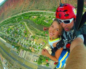 Skydive Glenwood Springs - 14,000ft Jump
